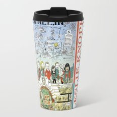 Leslie Knope for City Council - Parks and Recreation Dept. Travel Mug