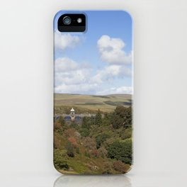 Craig Goch Dam III iPhone Case