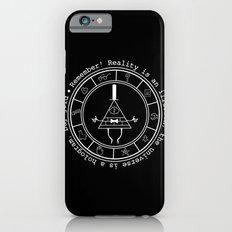 Bill Cipher - Dark iPhone 6 Slim Case