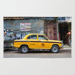 Taxi India Rug