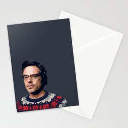 Jemaine Clement Stationery Cards