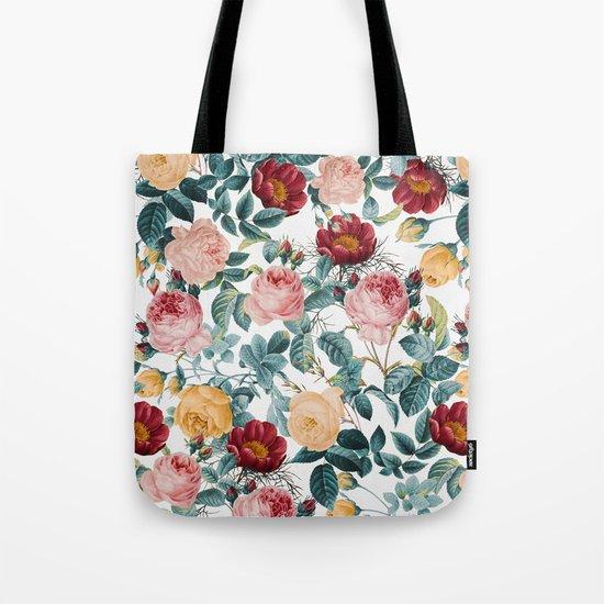 Vintage garden VI Tote Bag