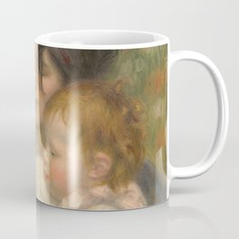 Gabrielle Renard and infant son, Jean Coffee Mug