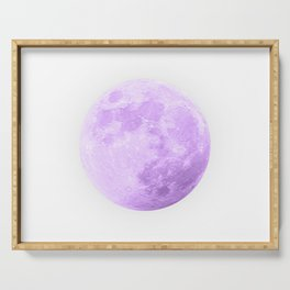 LAVENDER MOON Serving Tray