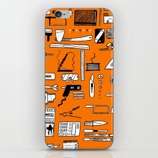 Make Something iPhone & iPod Skin