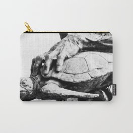 Hand Turtle Carry-All Pouch