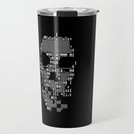 Watchdogs Digital Skull Travel Mug