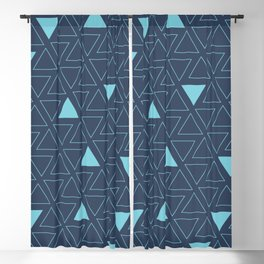 Pyramid Blackout Curtain