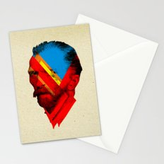 Vincent Red Mix Stationery Cards