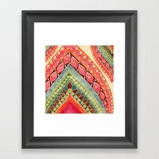 Indian Spirt Framed Art Print