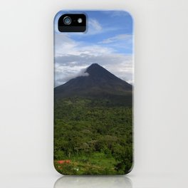 Violent Hill iPhone Case