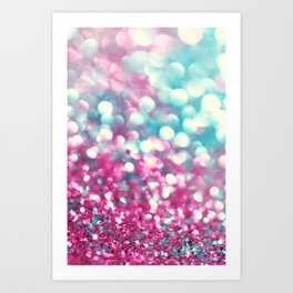 Twinkle Sparkle and Shimmer Art Print