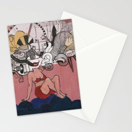 Finding My Way Stationery Cards