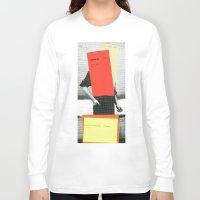 rothko Long Sleeve T-shirts featuring ROTHKO by Marko Köppe