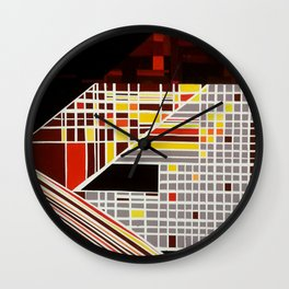 Pipe Dream Wall Clock