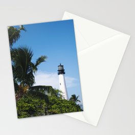 Lighthouse II Stationery Cards