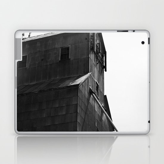 Grain Tower Laptop & iPad Skin