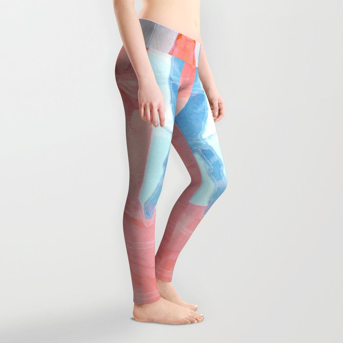Siren Song Of The Desert Leggings