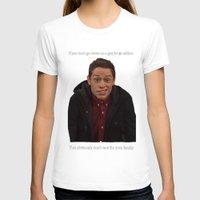 snl T-shirts featuring Pete Davidson Talks Business by F*** Me Pete Davidson