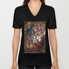 Korrasami - A holiday Unisex V-Neck