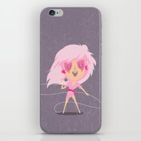 jem iPhone & iPod Skins featuring Jem by Rod Perich