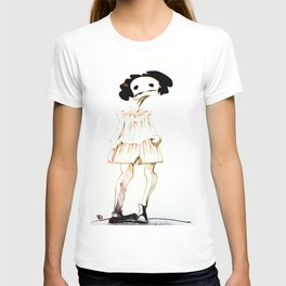 haloween girl T-shirt