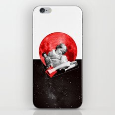 Sommeil Divin iPhone & iPod Skin
