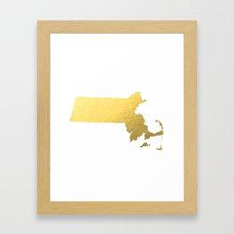 Usa Map Gold Foil Printable Art Wall Art Real Gold Foil 8x10 Canvas Usa State Map Minnesota Map Gold Framed Art Print