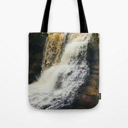 Laughing Whitefish Tote Bag