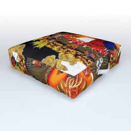 Hindu Kali 12 Outdoor Floor Cushion
