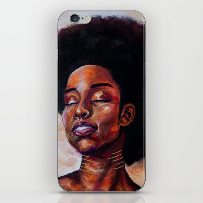 Glow Through iPhone Skin