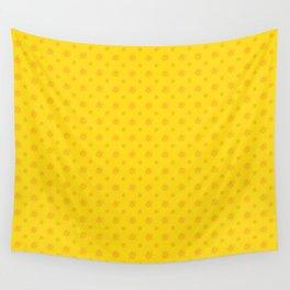 Sun Pattern Wall Tapestry