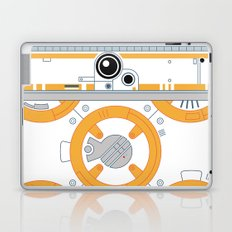 Minimal BB8 Droid Laptop & iPad Skin