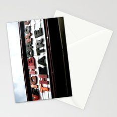 Theatre Stationery Cards