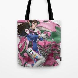 D.VA Tote Bag