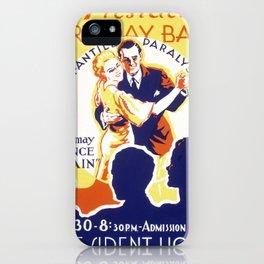 The President's Birthday Ball iPhone Case