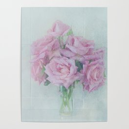 Rose Bunch Poster