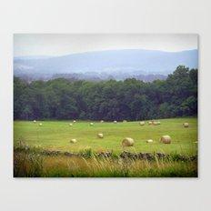 Blue Ridge Mountains Virginia Canvas Print