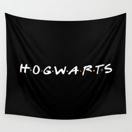 """Hogwarts """"Friends"""" Style Wall Tapestry"""