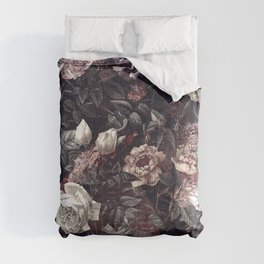 EXOTIC GARDEN - NIGHT III Comforters