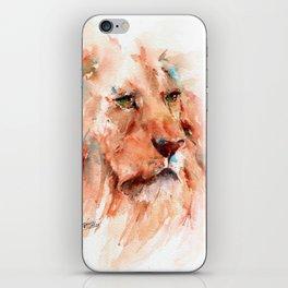 Kiburi ... Lion iPhone Skin