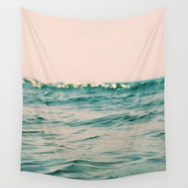 Pink Skies Wall Tapestry