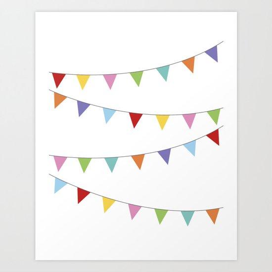 rainbow flags by creativemonsoon