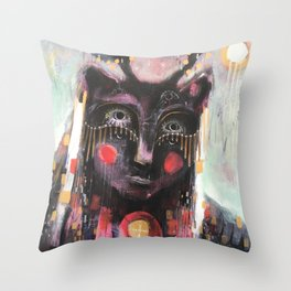 Hamrammr (Shapeshifter) Throw Pillow