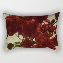 Floral Formula Rectangular Pillow