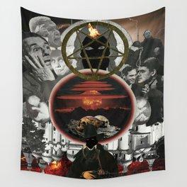 Satan's Ancient Shadow Wall Tapestry
