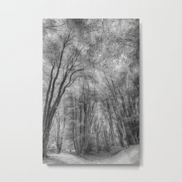 Bronze Age Fortification Metal Print