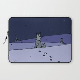 Three Dog Night Laptop Sleeve