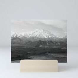 Mt McKinley Mini Art Print