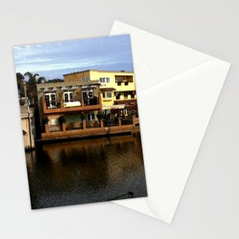 Coffee in Capitola II Stationery Cards